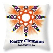 Kerry Clemens Throw Pillow
