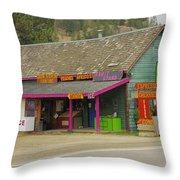 Kettle River Woodcraft Throw Pillow