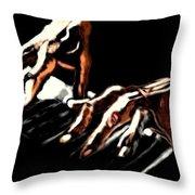 Key Chain Throw Pillow