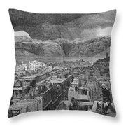 Khyber Pass Throw Pillow