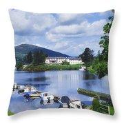 Killaloe, County Clare, Ireland Throw Pillow