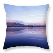 Killarney, Co Kerry, Ireland, Ross Throw Pillow