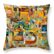 Kindness And Mercy Are Before Hashem's Glory Throw Pillow