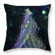 King Alone 2 Throw Pillow