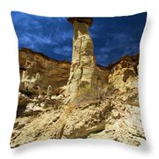 King Of Wahweap Throw Pillow
