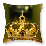 Kingdom Throw Pillow by Syed Aqueel