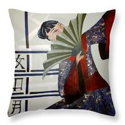 Kisaragi Throw Pillow