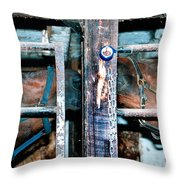 Kissing Cousins Throw Pillow