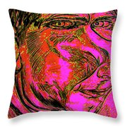 KJ Throw Pillow