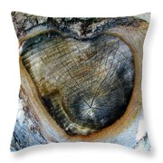 Knot Love Throw Pillow