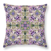 Knots Xiii Throw Pillow