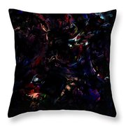 Knotted Together Throw Pillow