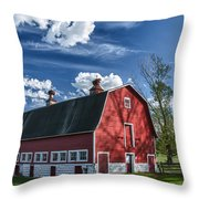 Knox Barn 13829c Throw Pillow