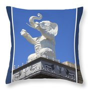 Kodak Theater Throw Pillow