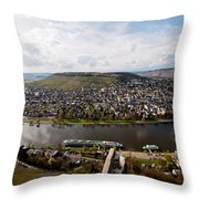 Kues Germany Throw Pillow
