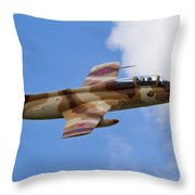 L-29 Delphin Throw Pillow