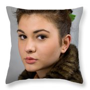 L 9.0 Throw Pillow