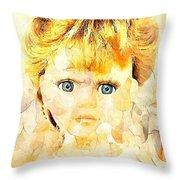 L001 Throw Pillow