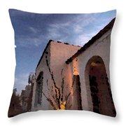 La Casa Throw Pillow