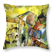 La Provence 27 Throw Pillow