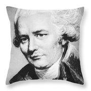 Laclos (1741-1803) Throw Pillow