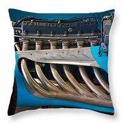 Lago Talbot Throw Pillow