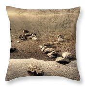 Lake 07 Throw Pillow
