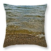 Lake Calhoun Throw Pillow