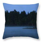Lake Dennison Sunrise 1 Throw Pillow