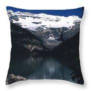 Lake Louise II Throw Pillow