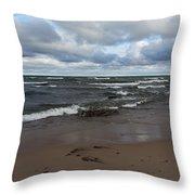 Lake Superior Union Bay 2 Throw Pillow