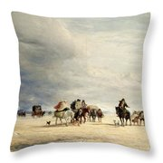 Lancaster Sands Throw Pillow