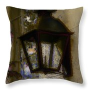 Lantern 11 Throw Pillow