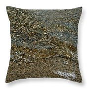 Lapping Lull Throw Pillow