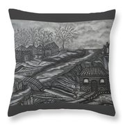 Lauraly Throw Pillow