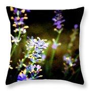 Lavender Dream Throw Pillow