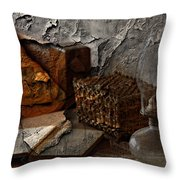 Lazy Lullaby Throw Pillow