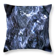 Leaping H2o Throw Pillow