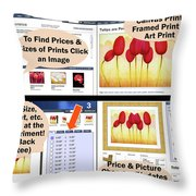 Learn How It Works Throw Pillow