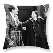 Lena Rivers, 1925 Throw Pillow by Granger