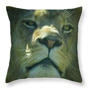 Leo,lion Throw Pillow