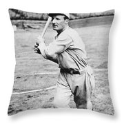Leon Goslin (1900-1971) Throw Pillow