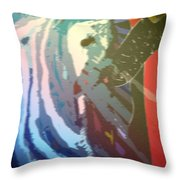 Let In A Little Light Throw Pillow