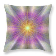 Let There Be Light 2012 Throw Pillow