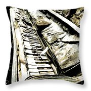 Let Us Entertain You Throw Pillow