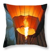 Lets Go Up Throw Pillow