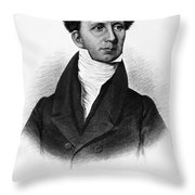 Levi Lincoln (1749-1820) Throw Pillow