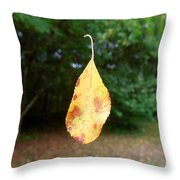 Levitation Throw Pillow