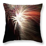 Lewes, East Sussex Throw Pillow