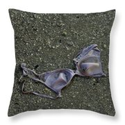 Liberated Woman Throw Pillow
